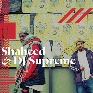 Shaheed & DJ Supreme album cover