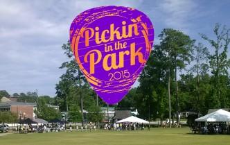 pickin park logo
