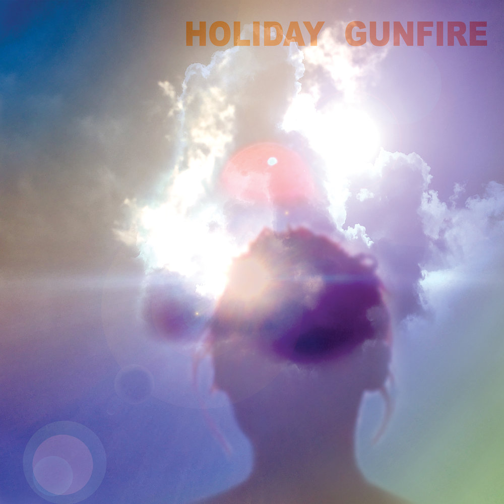 Holiday Gunfire art